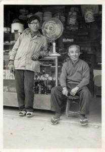 昭和35年6月9日 海野俊治と柏倉茂雄