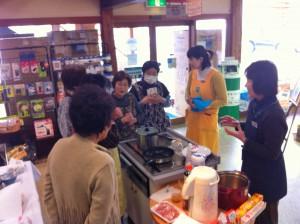 IH料理教室の画像